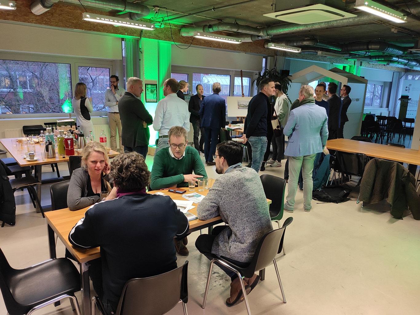 Terugblik: 'Drukbezocht event op duurzaamste kilomenter van Nederland'