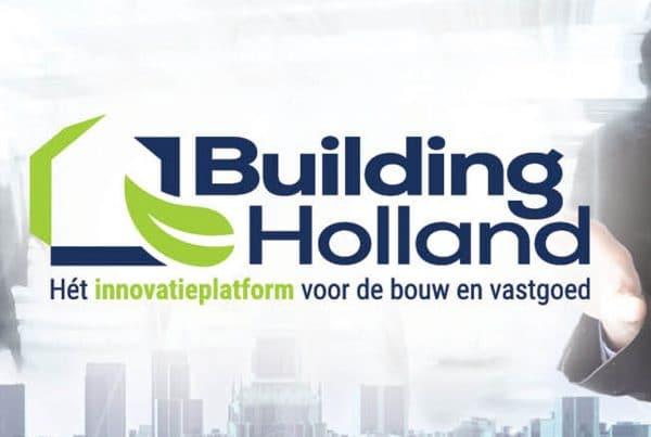 logo banner Building Holland